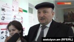 Экс-мэр Гюмри Вардан Гукасян (архив)