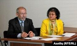 Дамир Исхаков һәм Вәсимә Ташкалова