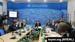Презентация отчета «Вопросы собственности и земли в условиях оккупации Крыма: дефицит прав»