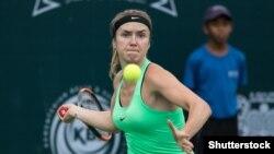 Українська тенісистка Еліна Світоліна
