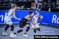Жіноча збірна з баскетболу 3х3 на чемпіонаті світу