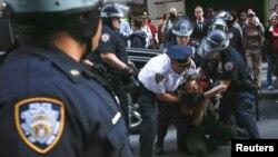Nju Jork, 17 shtator 2012.