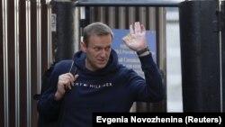 Nawalny geçen aý, adamlary rugsat berilmedik proteste çagyrmakda aýyplanyp, 30 gün tussaglyga höküm edilipdi.