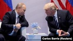 Путін (л): Росія та США мають плани щодо контактів під час саміту «Групи 20» й інших міжнародних зустрічей