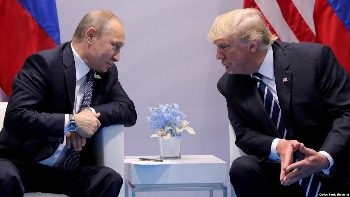 Washington Post: Трамп скрыл детали переговоров с Путиным
