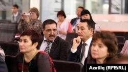 Делегатлар татар интернеты яңалыклары белән танышты