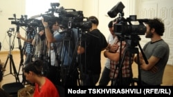 Большинство участников дискуссии согласились, что свобода слова в Абхазии есть