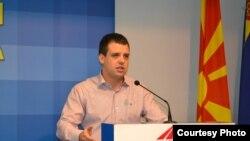 Стефан Богоев, претседател на Социјал демократската младина на Македонија(СДММ) и пратеник во Собранието на РМ.