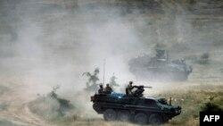Военные учения в Болгарии. Иллюстративное фото.