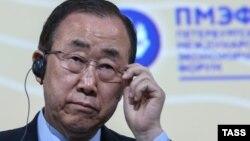 Pan Gi Mun O'zbekiston prezidenti Islom Karimovning vafoti haqidagi xabardan chuqur qayg'udaligini bildirgan.