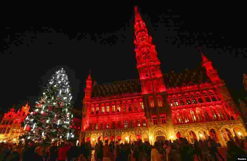 Bruksel, Belgjikë