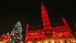 Brüsszeli képeslap: a karácsonyi vásár helyén kinő a fű