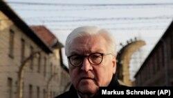 Presidenti i Gjermanisë, Frank-Walter Steinmeier.