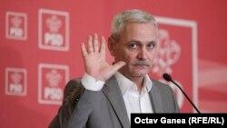 Liviu Dragnea, președintele Camerei Deputaților și al PSD