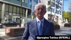 Koordinatori shtetëror i Kosovës për dialogun, Skender Hyseni.