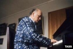 Святослав Рихтер, 1973 год