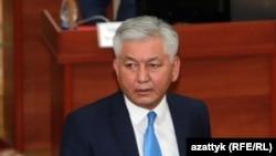 Иса Омуркулов.