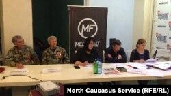 Пресс-конференция по делу братьев Ашиковых