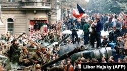 1968 год, Прага