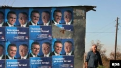 Одной из целей Шешеля, говорят эксперты, является реклама своей партии перед выборами в парламент Сербии