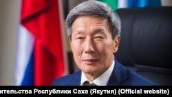 Министр связи Якутии Александр Борисов