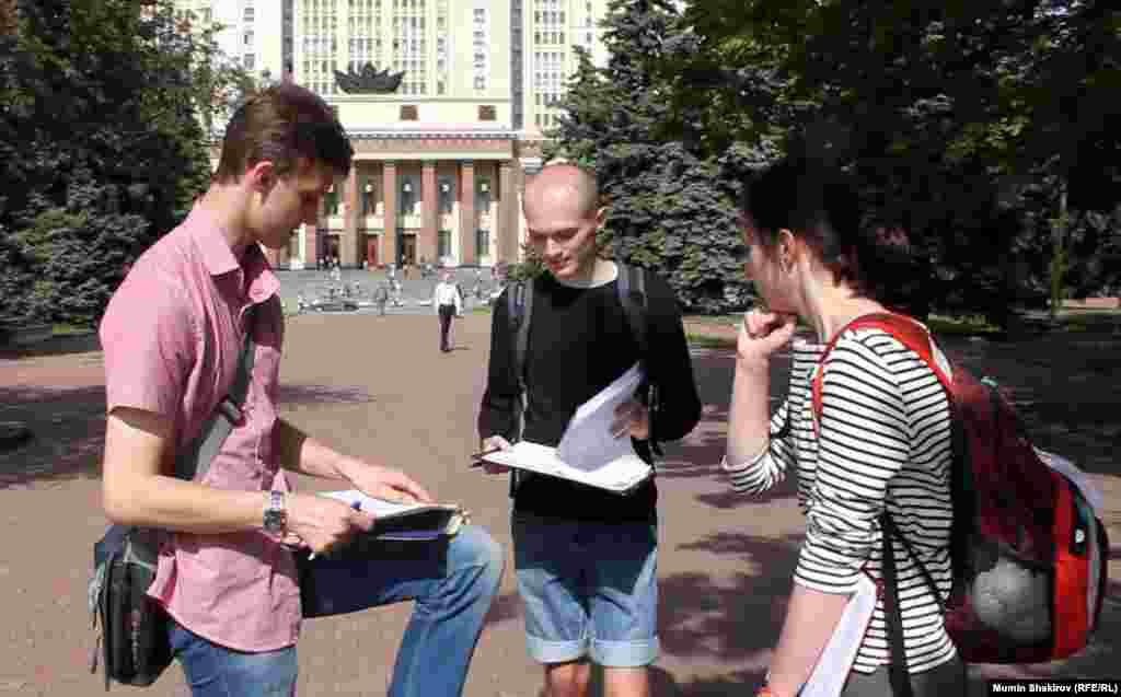 Студенты МГУ собрали несколько тысяч подписей против установки памятника князю Владимиру