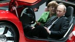 Тема недели: Европа против Путина – отступать некуда