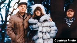 Иосиф Бродский и Эллендея Проффер, 1970
