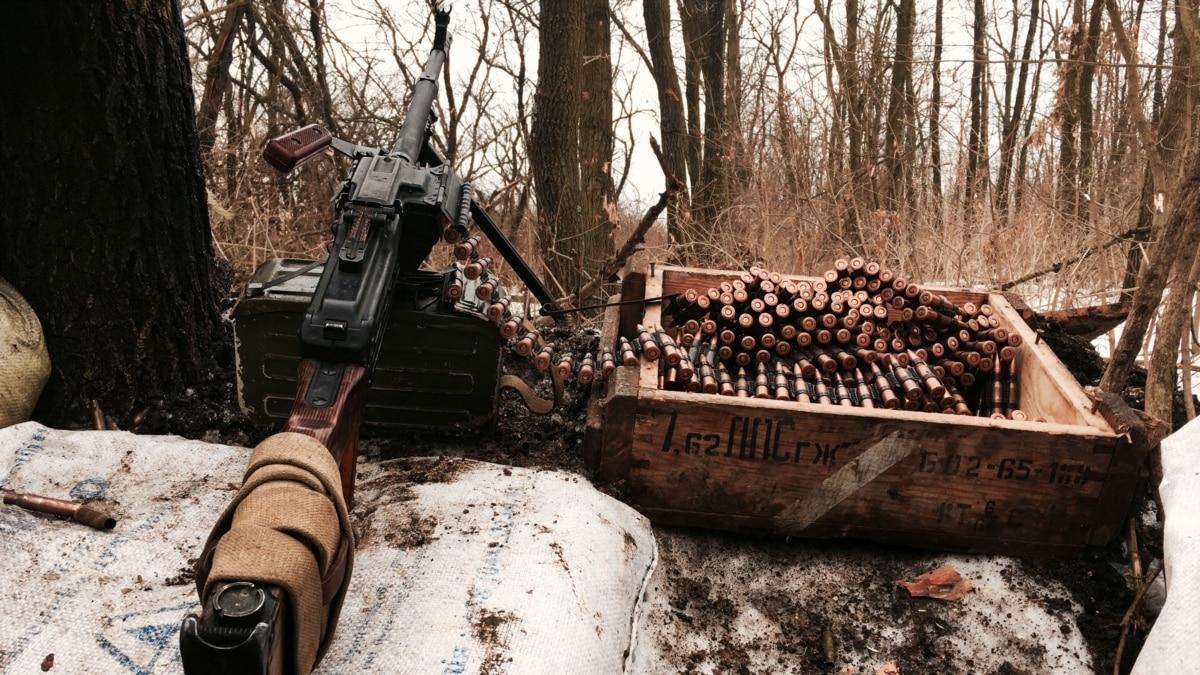 Боевики прошедшие сутки дважды нарушили режим прекращения огня на Донбассе - штаб ООС