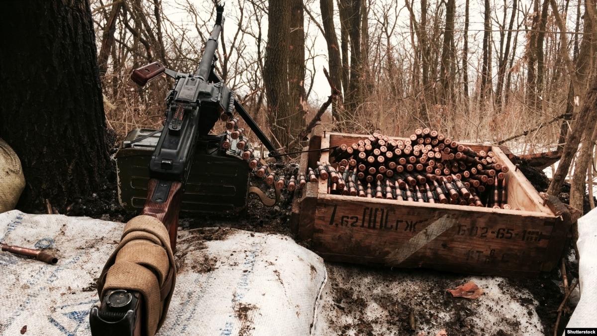 Боевики продолжают обстреливать Орехово – Минобороны
