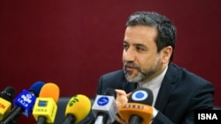 Zëvendësministri i Jashtëm i Iranit, Abbas Araghchi.