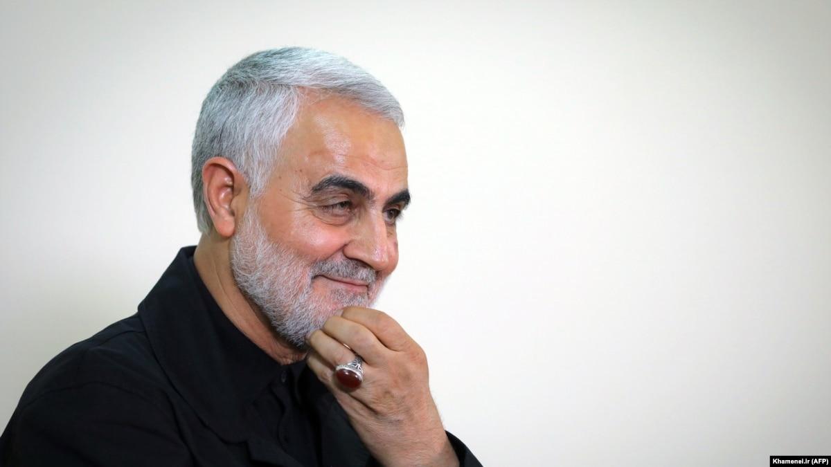 Иранский генерал погиб в результате авиаудара США в Ираке