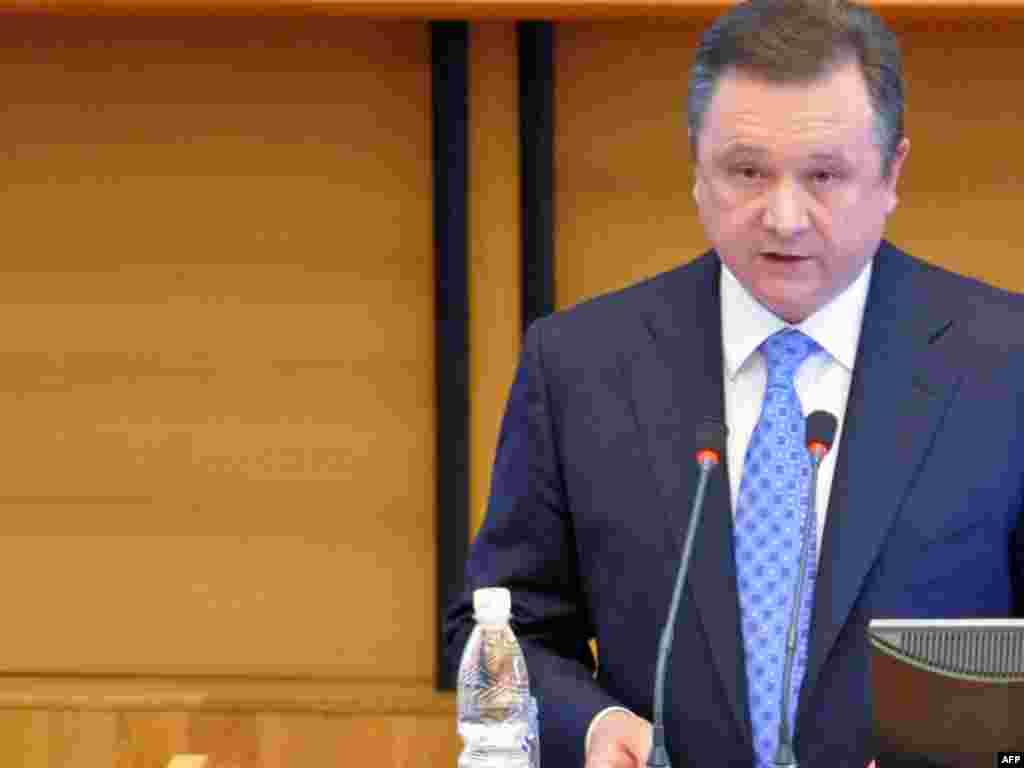 Игорь Чудинов - 2007 жылғы 24 желтоқсаннан 2009 жылғы 21 желтоқсанға дейін премьер-министр болып істеген.