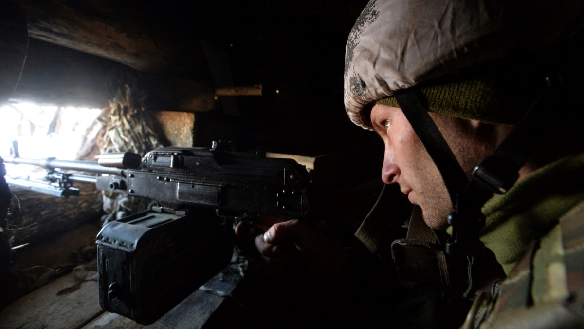 От начала суток боевики на Донбассе 7 раз нарушили режим тишины – штаб