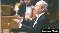 Шунго Моријама, диригент.