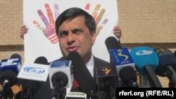داود مرادیان رئیس انستیتوت مطالعات استراتیژیک افغانستان