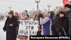 Акция в Хабаровске