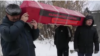 Tatarstan -- Kazan -- Mannequin Challenge flash mob by deceived Tatfondbank clients