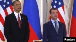Про підписання договору президенти США і Росії домовились у квітні