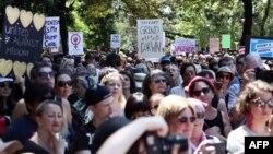 «Марш женщин на Вашингтон»