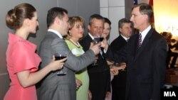 Cocktail i ambasadës amerikane në Shkup me rastin e përvjetorit të pavarësisë së SHBA-së