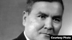 Казахский ученый Ермухан Бекмаханов. Алматы, 1959 год.