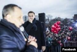 митинг Навального в Смоленске