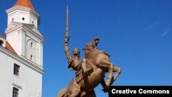 Памятник князю Святополку (Сватоплуку)