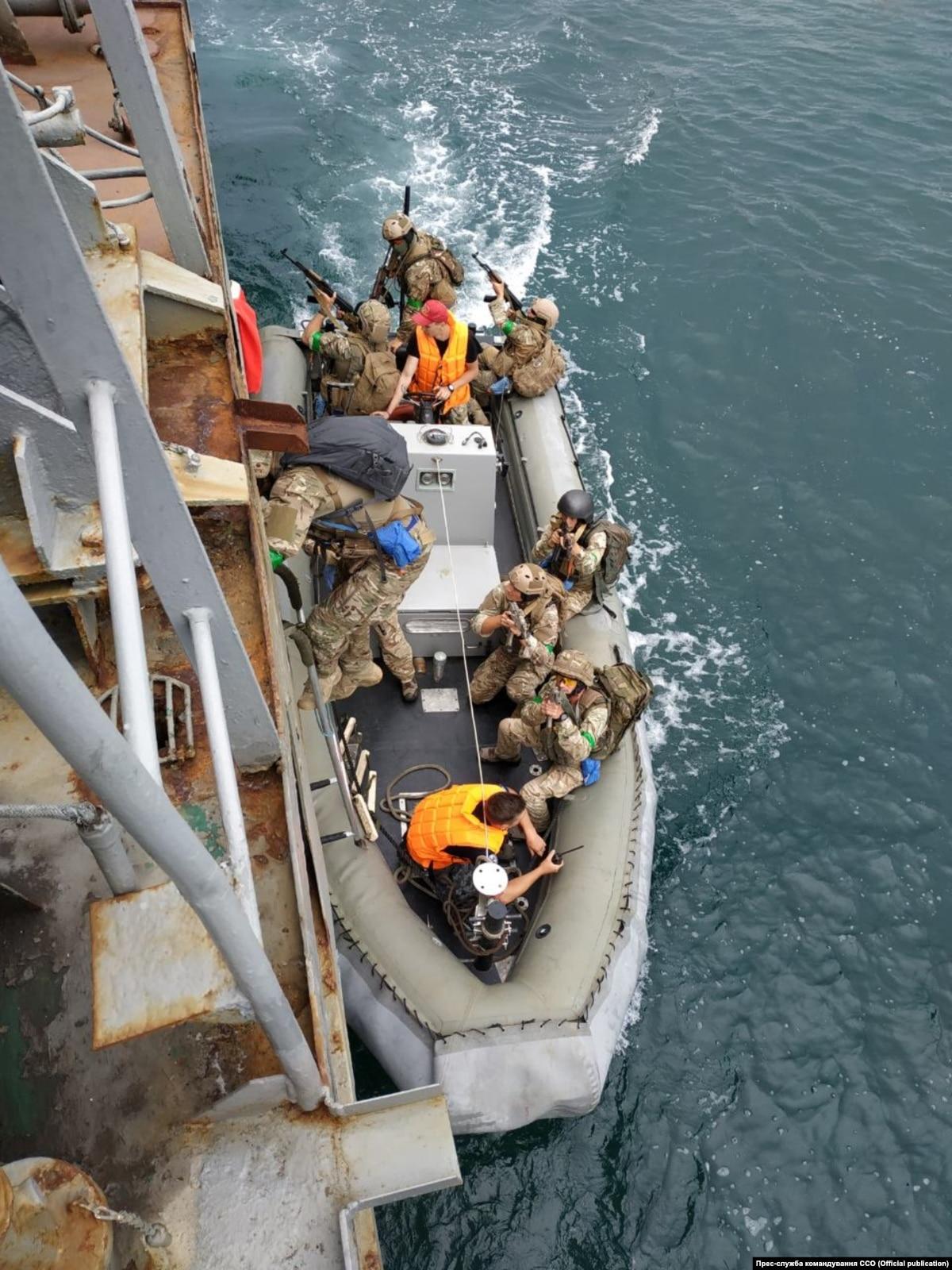 Украинские «морские котики». Офицер Сил специальных операций рассказывает о «Си Бриз-2019»