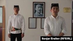 Бишкекте өткөн Өзбекстандын маданият күндөрү. 20-февраль, 2015-жыл.