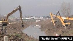 Гиссарский канал.