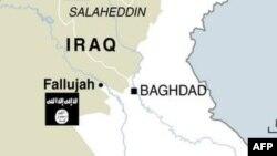 Ирак картасы. (Көрнекі сурет).