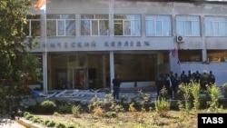 Паника и страх. Подробности взрыва в Керчи (фоторепортаж)