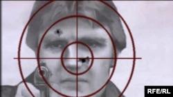 По версии польской газеты, бойцы отряда «Витязь» использовали фото Александра Литвиненко для упражнений в стрельбе
